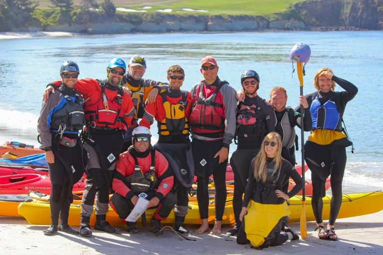 kayak connection team