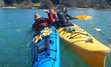 coastal sea kayaking santa cruz combo