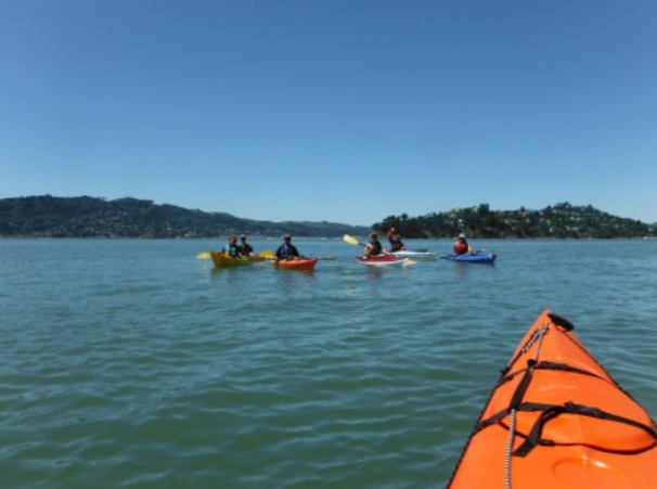 coastal sea kayaking santa cruz