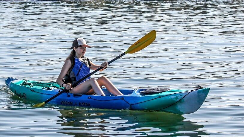 harbor rental kayak