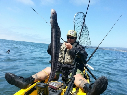 santa cruz kayak fishing clinic