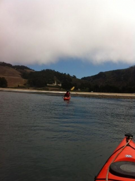 santa cruz sea kayaking navigation class