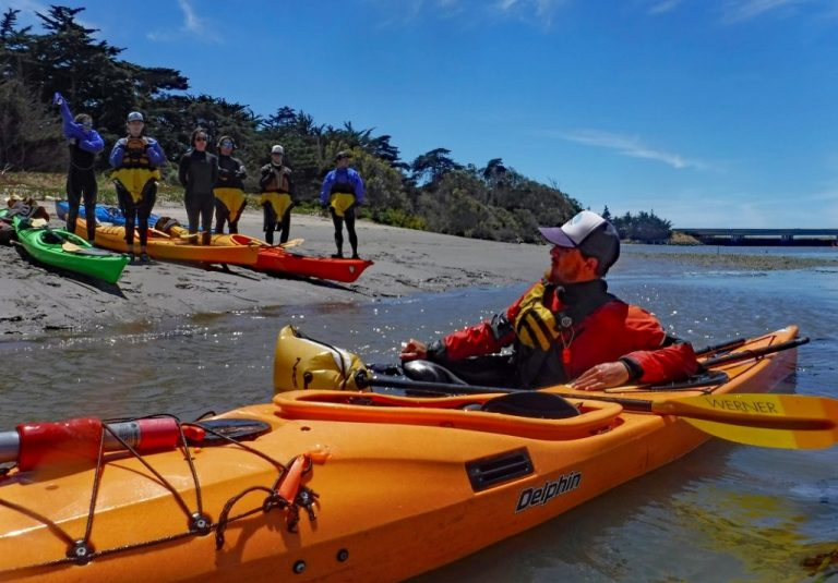 coastal kayaking 3 and 4
