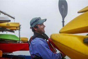 santa cruz kayak rental